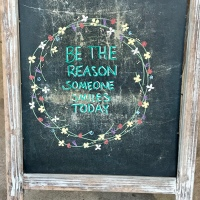 Be the reason this season...