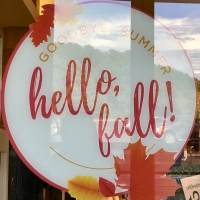 Goodbye, Summer - HELLO FALL!!!