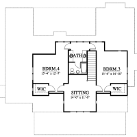 Gilliam Springs House Plan (133106) by Allison Ramsey Architects!