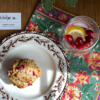 Cranberry-Orange Oat Muffins by America's Test Kitchen!