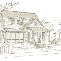 230 Red Hill Road House Plan by Our Town Plans!