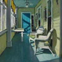 ART EVENT: Ken DeWaard - Portland, Maine!