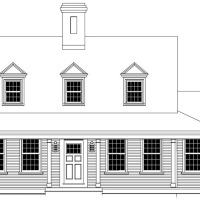 The Cape Farmhouse by Classic Colonial Homes!