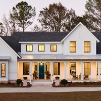 Whiteside Farm House Plan (SL1979) by Todd Wilson for Southern Living House Plans