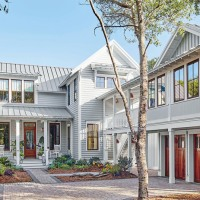 Islander Cottage (SL1951) House Plan by Moser Design Group for Southern Living!
