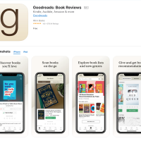 The Benefits of Goodreads.com (or the app!)