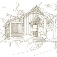 206 Talbot House Plan by Our Town Plans!
