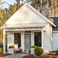 Whiteside Cottage House Plan by Todd Wilson for Southern Living!
