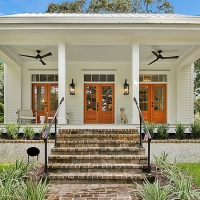 Grace Park Cottage (SL2063) by Bridgewater Consulting LLC for Southern Living House Plans!