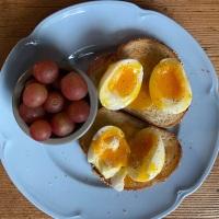 Scrumptious Soft Boiled Eggs!