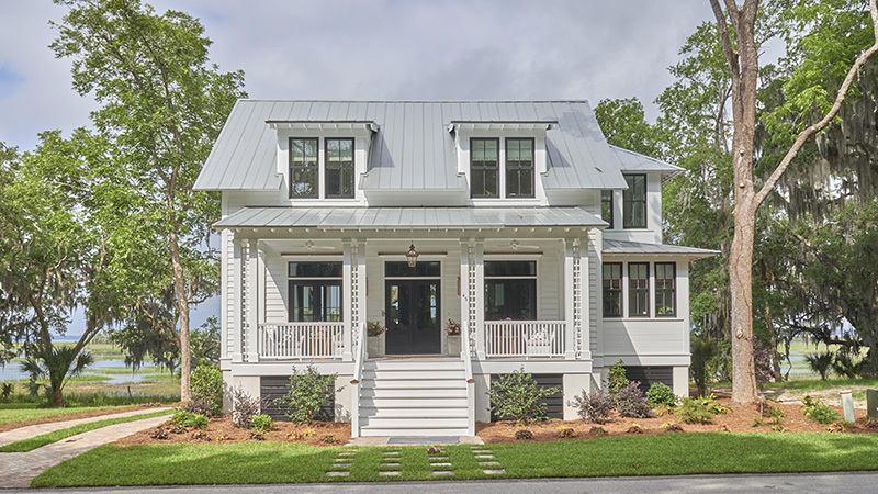 coastal living cottage plan by moser design group featured in rh artfoodhome com southern living sugarberry cottage plans southern living lake cottage plans